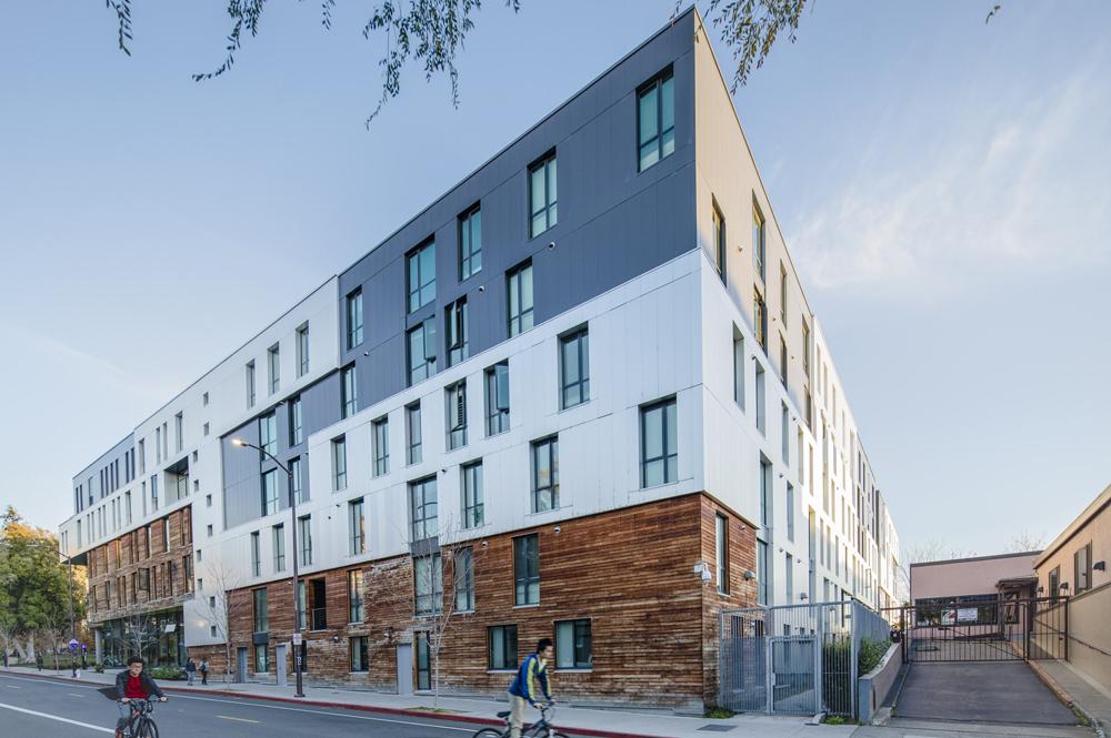 UC Berkeley Anna Head Student Housing