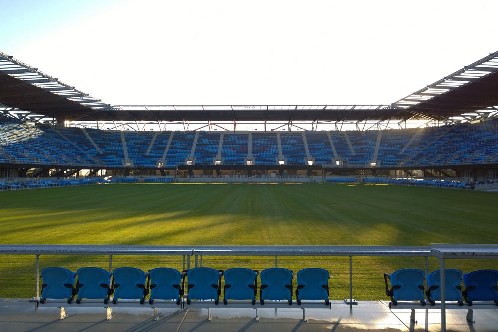 Avaya Stadium, San Jose, CA