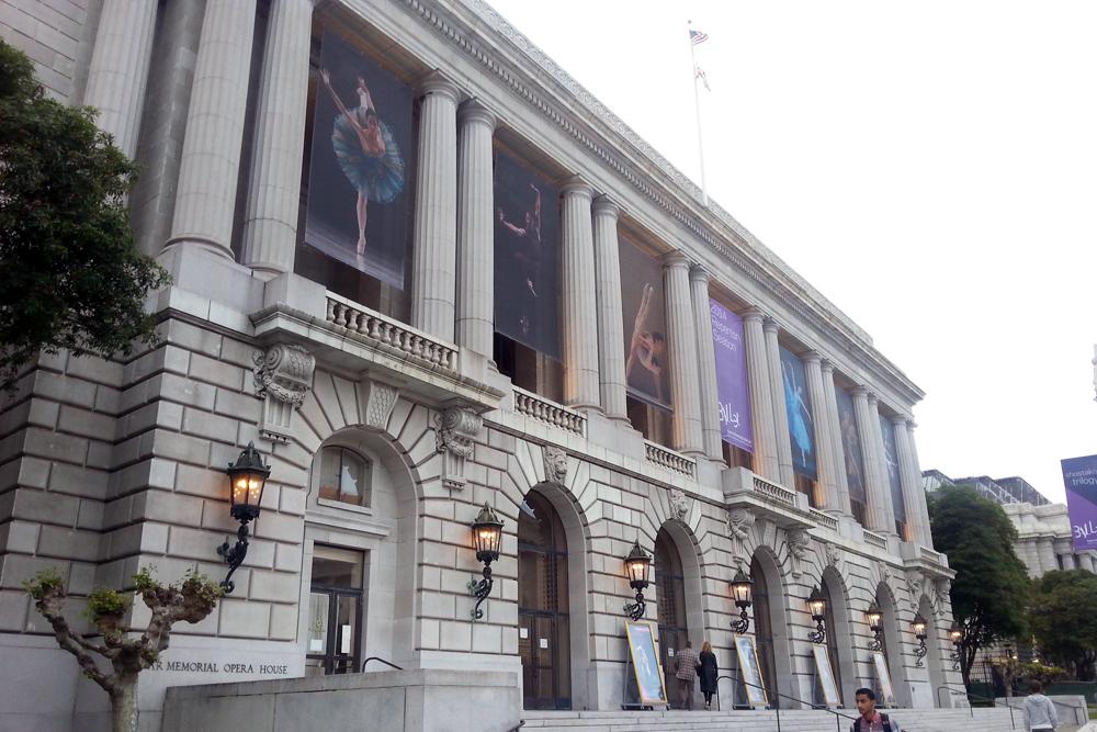 San Francisco War Memorial Opera House