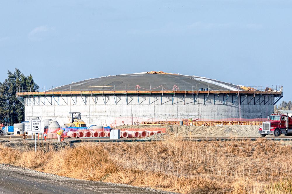 Woodland-Davis Regional Water Treatment Facility