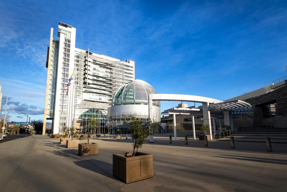 San Jose City Hall - San Jose, California, USA