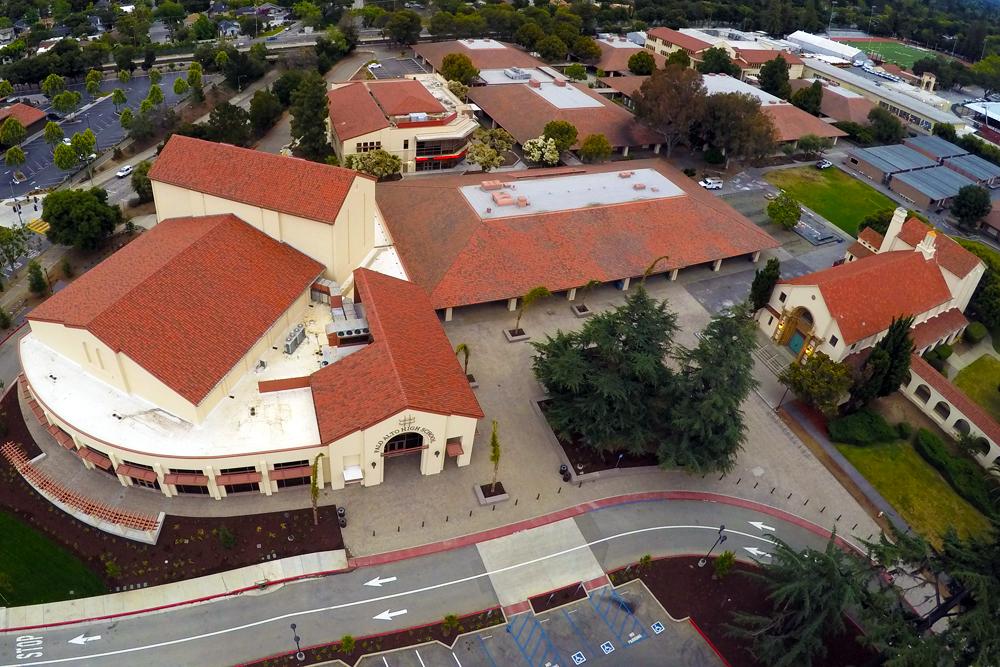 Palo Alto High School Performing Arts Center