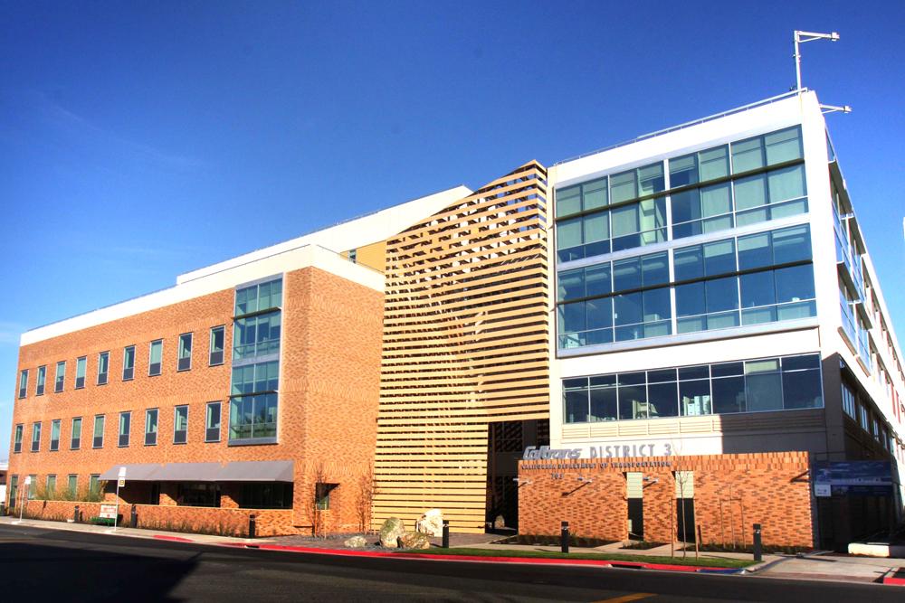 Caltrans District 3 Headquarters
