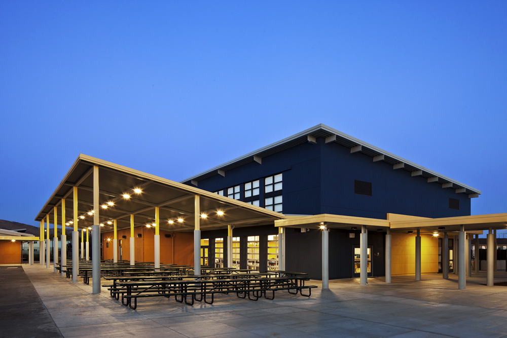 Hayward Unified School District's Tyrell Elementary School
